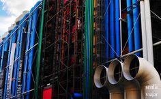 Centre #Pompidou . #Paris
