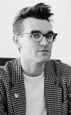 Morrissey by Terence Spencer, 1985 #glasses