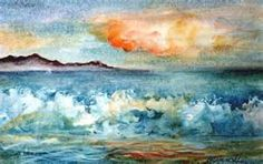 watercolored seascapes - - Yahoo Image Search Results