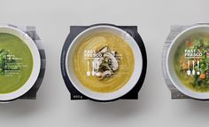 Fast & Fresco Is All About Freshness — The Dieline - Branding & Packaging Design Food Packaging Design, Packaging Design Inspiration, Brand Packaging, Cookie Packaging, Food Graphic Design, Menu Design, Fresco, Creativity And Innovation, Innovation News