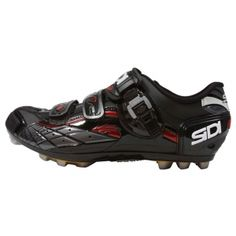 Sidi Spider SRS Lorica Cycle Cleats Mens Black Synthetic - ONLY $339.99