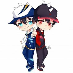Boboiboy Anime, Anime Angel, Anime Art, Anime Galaxy, Boboiboy Galaxy, Galaxy Wallpaper, Some Pictures, Cute Boys, Picture Video