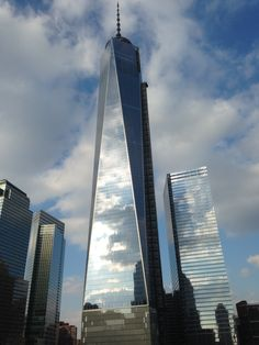 Freedom Tower is nearly complete!