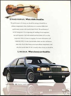 Ford Lincoln Amp Mercury On Pinterest Lincoln