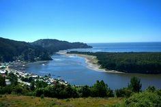 Queule, Región de los Ríos. Valdivia.