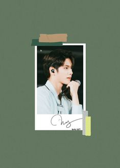 Ong Seung Woo, Seong, Korea, Idol, Polaroid Film, Wallpaper, Celebrities, Celebs, Wallpapers