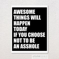 Awesome Things Will Happen