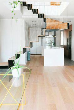 M s de 1000 ideas sobre escaleras metalicas en pinterest herrer a barandales y escaleras - Duplex en ingenio ...
