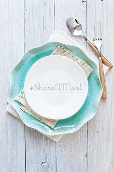 #ShareAMeal - What if this is what the plate for your next meal looked like? Nearly 1 in 5 children in the United States faces hunger. #ShareAMeal this holiday season with @UnileverUSA to help end childhood hunger