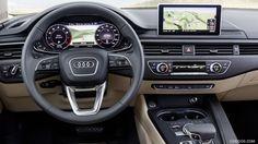 2016 Audi A4 Wallpaper