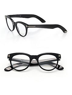 471d00aa51a2 Tom Ford - 49MM Round Optical Glasses