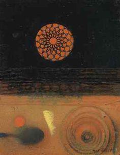 Max Ernst - Mandala