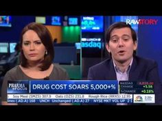 Pharmaceutical CEO says he is Glad he Raised Price on $13 AIDS medicine to $750: Will Do It Again