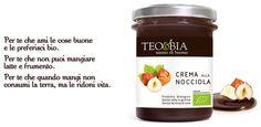 Solo 3 ingredienti  Nocciole, Zucchero di Canna   e Cacao Amaro