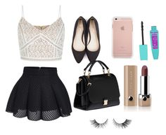 """""""Untitled #13"""" by agrdner ❤ liked on Polyvore featuring Beyond Skin, Miu Miu and Marc Jacobs"""