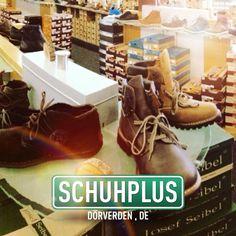 @schuhplus #schuhplus Schuhe in Übergrößen