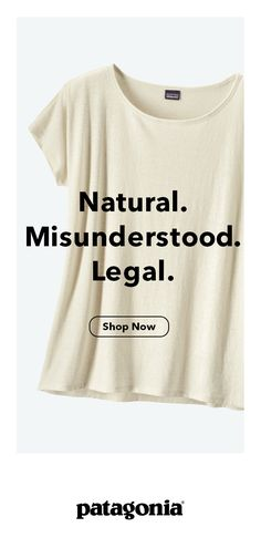 Hemp is soft and breathable. It's airy, natural and light. One of the most durable natural fibers on the planet, it needs no irrigation and requires less fertilizer than other crops.