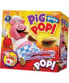 Pig Goes Pop! Game.