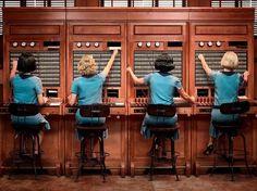 Las Chicas Del Cable, Netflix, March (?), 2017.