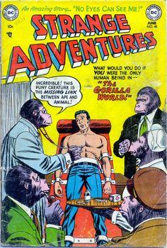 More of DC Comics' Gorilla obsession