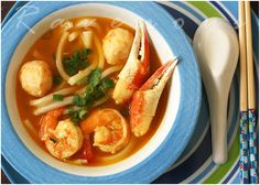 banh canh cua by Ravenous Couple, via Flickr