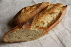 Francouzské venkovské bagety | Recepty | PEČENĚ-VAŘENĚ Bread, Food, Breads, Hoods, Meals, Bakeries