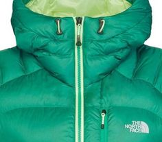 Hooded Elysium Summit Series Bastille Green Woman