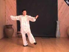 Tai Chi Qigong Set 1 (Ten Movements) - YouTube