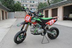 YCF fábrica SP3 Edición Limitada 190cc supermoto   YCF pitbikemotoracing   VK