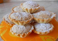 Hungarian Desserts, Hungarian Recipes, Poppy Cake, Mini Tart, Holiday Recipes, Cookie Recipes, Tasty, Sweets, Food And Drink