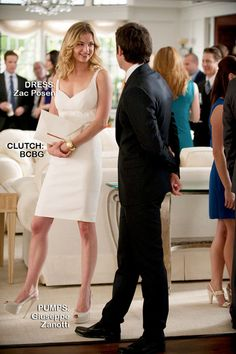 words to live by: what would emily thorne wear?