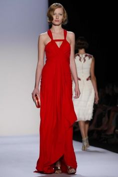 Badgley Mischka Spring Summer Ready To Wear 2014 New York
