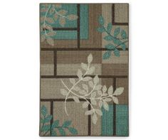 Living Colors Essex Collection Camille Area Rug 5 X 65