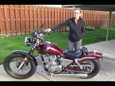 Melly's Project 1987 Honda CMX250c Rebel Part 13 (Exhaust Mods: Slip-On ...