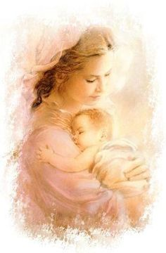 I look at this and see Jesus and Mother Mary :) Madonna Und Kind, Madonna And Child, Mother Photos, Mother Images, Baby Images, Blessed Mother Mary, Blessed Virgin Mary, Catholic Art, Religious Art