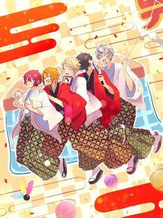 Twitter Star K, Shining Star, Ensemble Stars, Pretty Art, Sword Art Online, Game Character, Cool, I Fall In Love, Animation