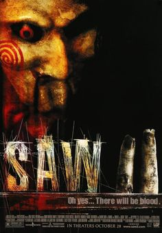 Directed by Darren Lynn Bousman. With Donnie Wahlberg, Beverley Mitchell, Franky G, Emmanuelle Vaugier. A detective and his team must rescue 8 people trapped in a factory by the twisted serial killer known as Jigsaw. Horror Movie Posters, Cinema Posters, Original Movie Posters, Horror Movies, Film Posters, Slasher Movies, Streaming Hd, Streaming Movies, Scary Movies