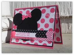 Craft-somnia: Minnie's Bowtique Birthday