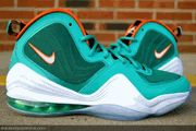 """NIKE AIR PENNY 5 """"DOLPHIN""""/NOVEMBER 21 2012/PRE-ORDER YOUR'S NOW!THESE WILL BE AVAILABE TOMORROW FOR EARLY PURCHASE AND SHIP!"""
