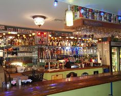 The Old Fish House Bar and Grill - Google Search Melbourne Florida, House Bar, Fish House, Bars For Home, Liquor Cabinet, Old Things, Google Search, Furniture, Home Decor
