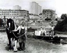 MARYHILL Maryhill. That's Gilshochill at the top of the hill and Glenavon flats in the background