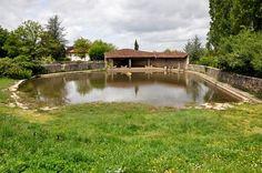 Grand lavoir de Limogne-en-Quercy  Lot (46)
