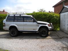The Mitsubishi Pajero Owners Club® :: View topic - Help with a suspension lift