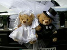 Аренда украшений на свадебный автомобиль