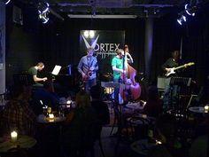 Here's our review of London's Vortex Jazz Club    http://jazzclubjury.com/united-kingdom/the-vortex-jazz-club/