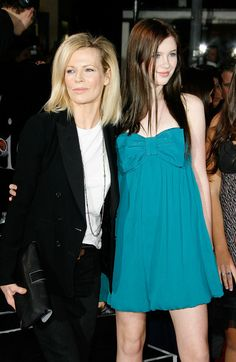 Image detail for -... and Ireland Baldwin - Beautiful Celebrity Moms and Daughters - Zimbio