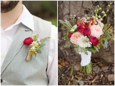 Anne of Green Gables Wedding Inspiration - flowers by Recycled Love Story