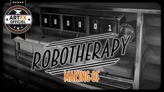 ArtFx : l'école des effets spéciaux, du cinéma d'animation 3D et du jeu vidéo. http://www.artfx.fr  Le coeur a ses raisons que les robots ignorent. The heart has reasons that robots do not understand.  Réalisateurs / Directors : ANTOINE PETITGAND, FABIEN JULVECOURT, MANUEL FERRANTE, PIERRE PAPPALARDO  PAGE FACEBOOK OFFICIELLE DU FILM : https://www.facebook.com/pages/Robotherapy-Le-film/325184197652351