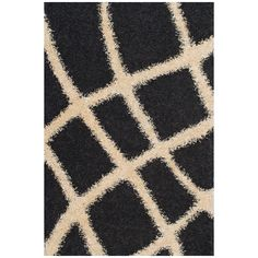 Dalyn Rugs Visions VN14 Black Area Rug