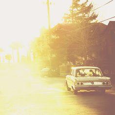 Sunset ride (hildagrahnat)